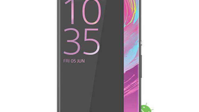 Sony Xperia XA 16GB Black  (Silver-67181)
